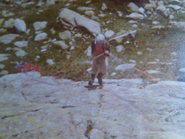 Alpinismo Giovanile in Francia