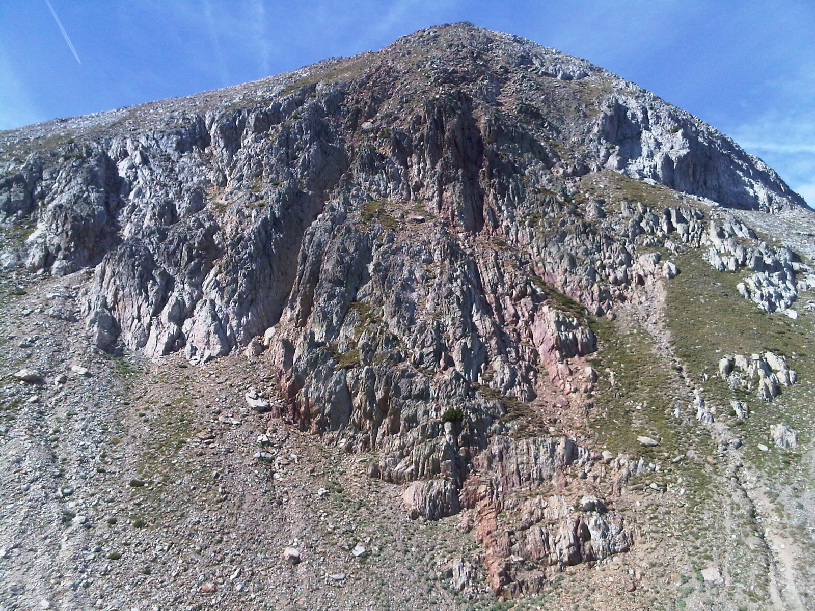 Cima di Fremamorta 2.731 m. 15th September 2013 - Photo 3 -