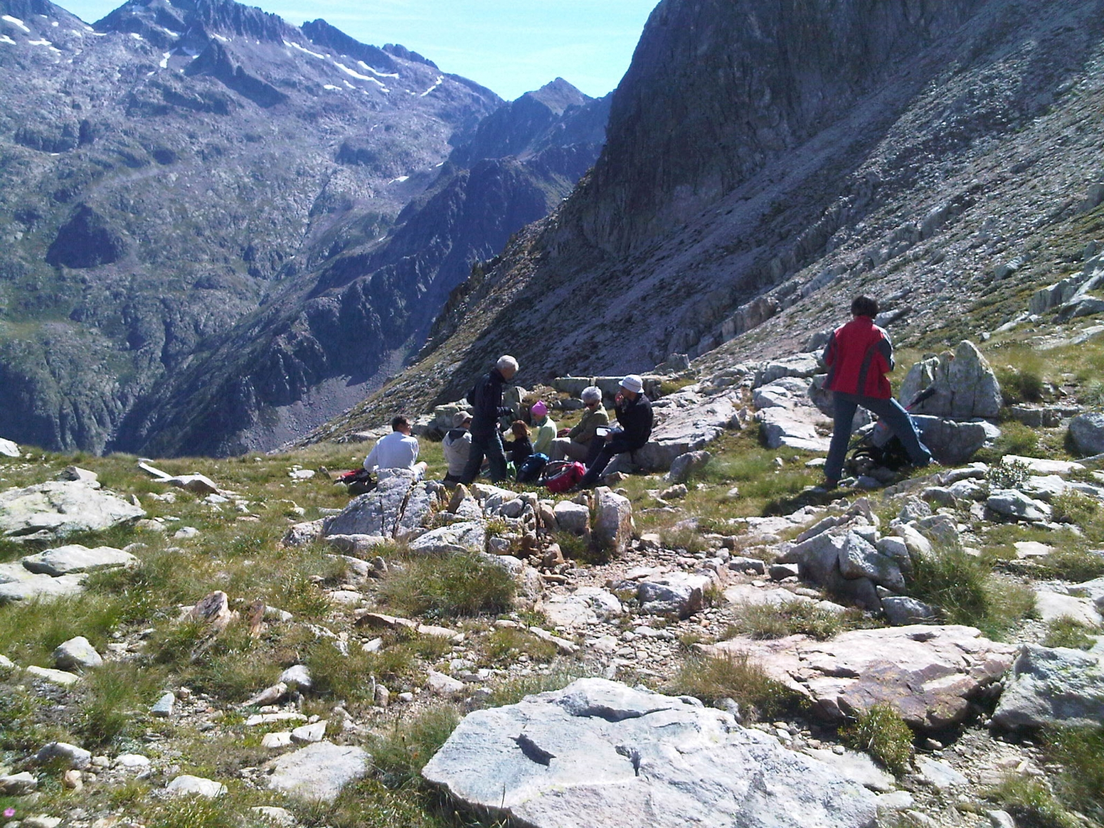 Cima di Fremamorta 2.731 m. 15th September 2013 - Photo 4 -