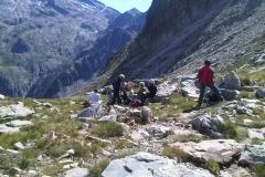 Cima di Fremamorta 2.731 m. 15th September 2013 - Photo 4 -