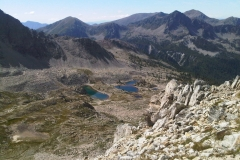 Cima di Fremamorta 2.731 m. 15th September 2013 - Photo 6 -