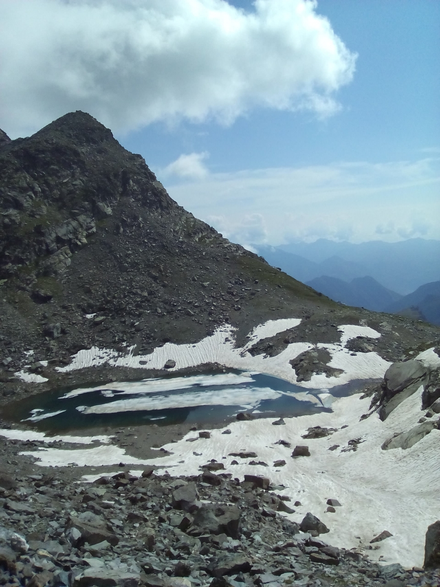 Mont Glacier 24th July 2016 - Photo 1 -