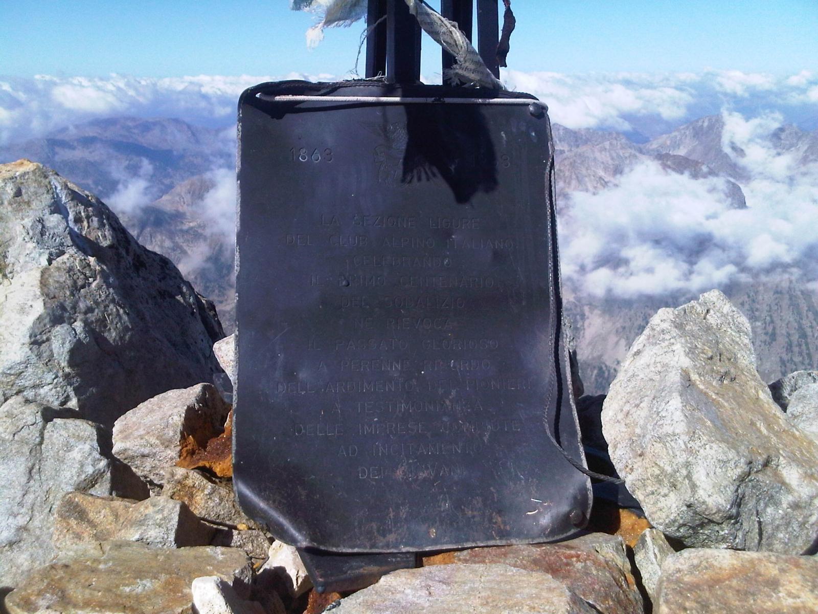 Mte. Argentera 08-11 August 2012 (Photo 31)