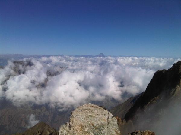 Monte Argentera 08-11 August 2012