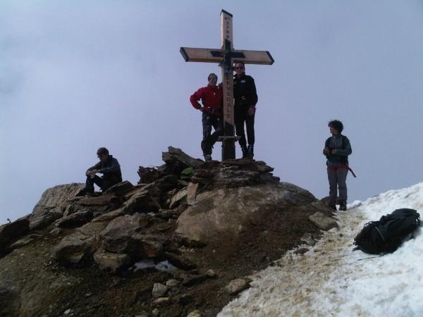 Monte Cevedale 3.769 m., 22-23 Agosto 2013
