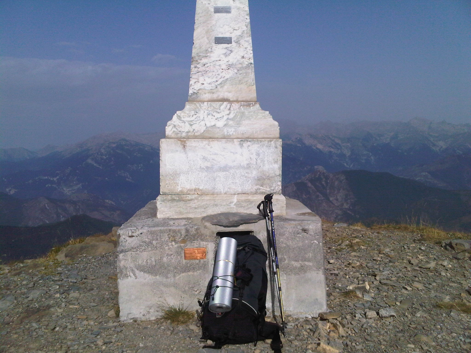 Monte Saccarello 26 & 27th July 2012 -Foto 12-