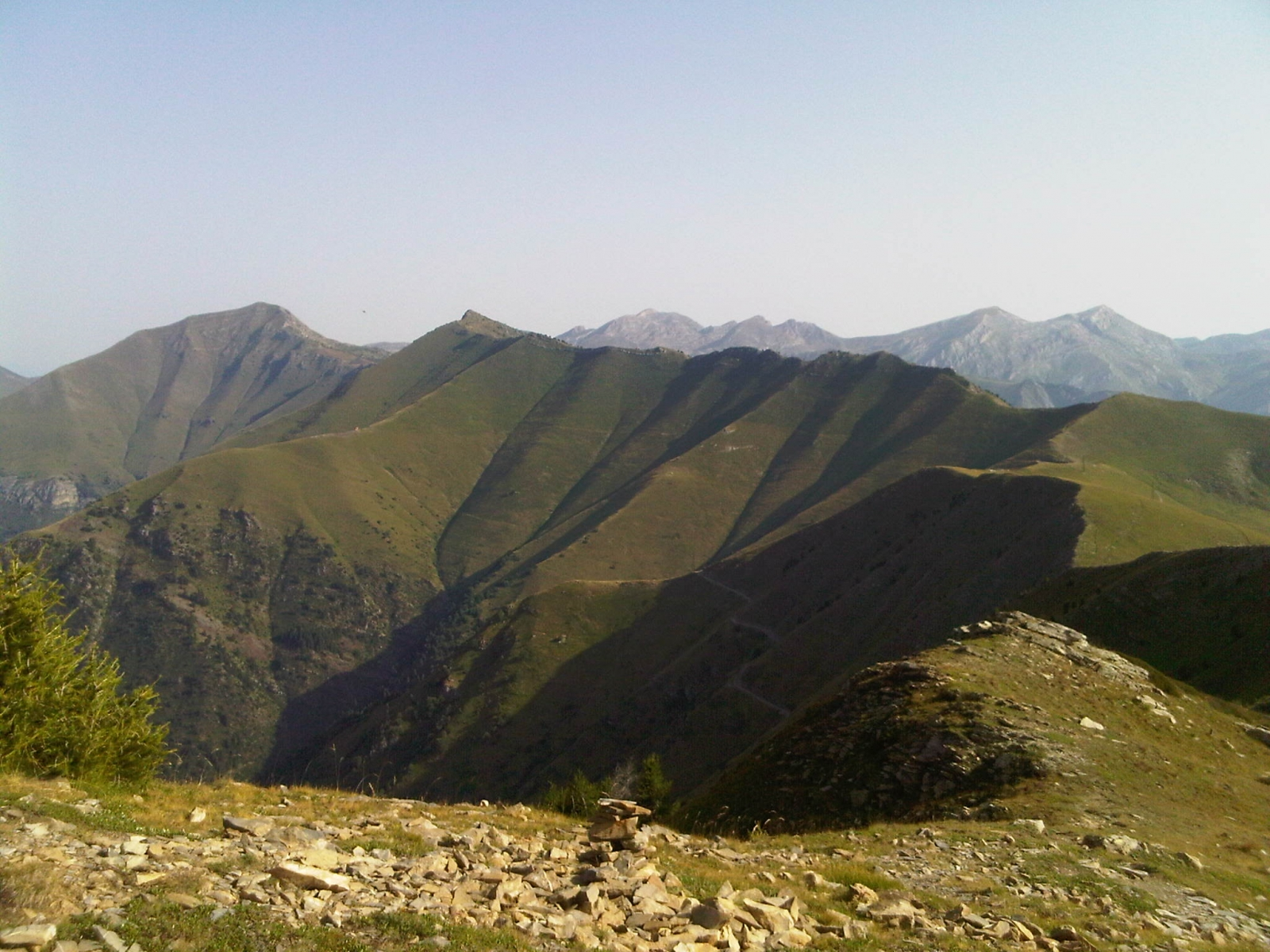 Monte Saccarello 26 & 27th July 2012 -Foto 14-