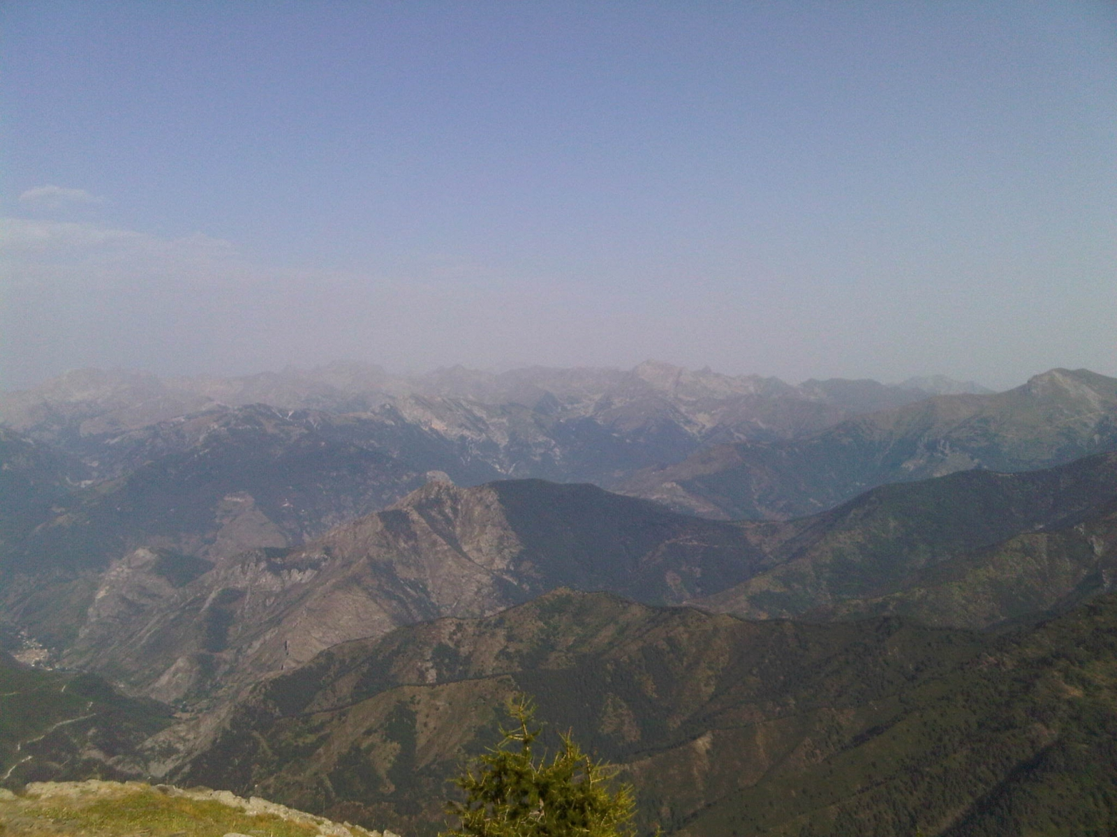 Monte Saccarello 26 & 27th July 2012 -Foto 15-