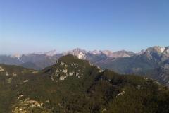 Mte. Gabberi & Mte. Lieto 16th September 2012 -Photo 1-