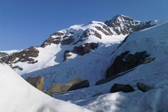 Mte. Rosa - Punta Giordani 4.046 m, 13-14th July 2013 - Photo 11-