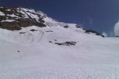 Mte. Rosa - Punta Giordani 4.046 m, 13-14th July 2013 - Photo 14-