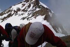 Mte. Rosa - Punta Giordani 4.046 m, 13-14th July 2013 - Photo 8 -