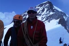 Mte. Rosa - Punta Giordani 4.046 m, 13-14th July 2013 - Photo 9 -