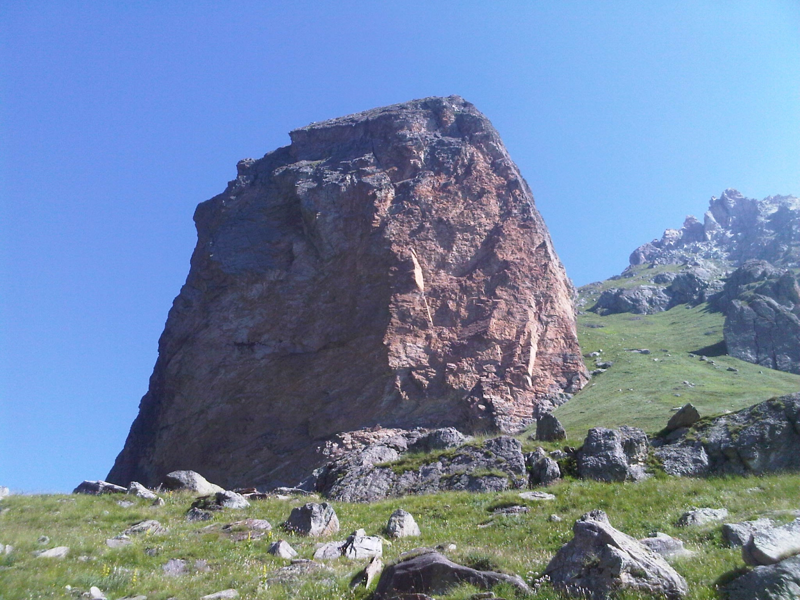 Rocca Senghi Via Ferrata 28th June 2015 - Photo 1 -
