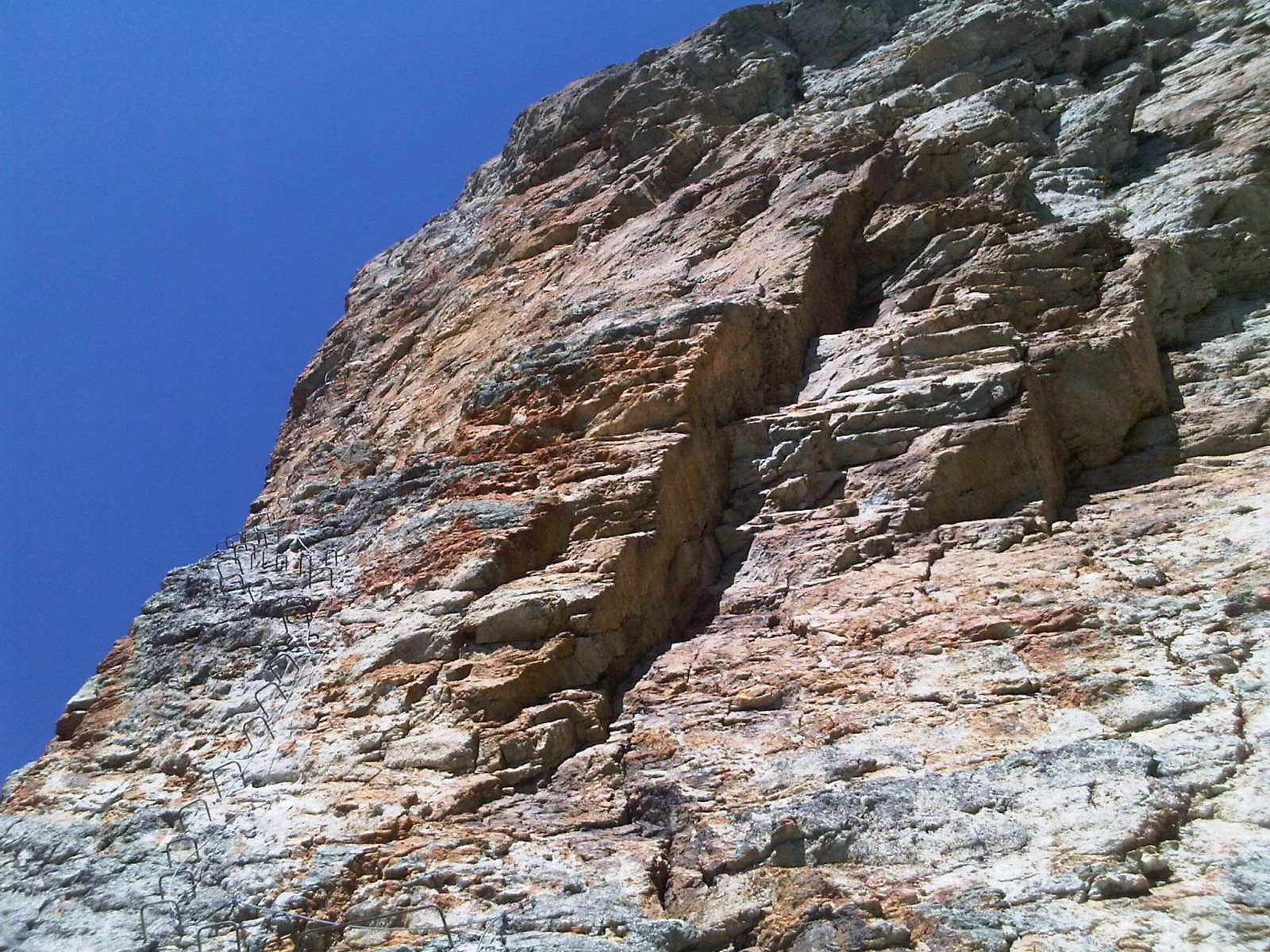 Rocca Senghi Via Ferrata 28th June 2015 - Photo 2 -