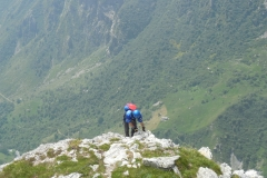 Rocca Senghi Via Ferrata 28th June 2015 - Photo 11 -