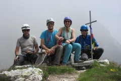 Rocca Senghi Via Ferrata 28th June 2015 - Photo 12 -