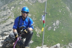 Rocca Senghi Via Ferrata 28th June 2015 - Photo 13 -