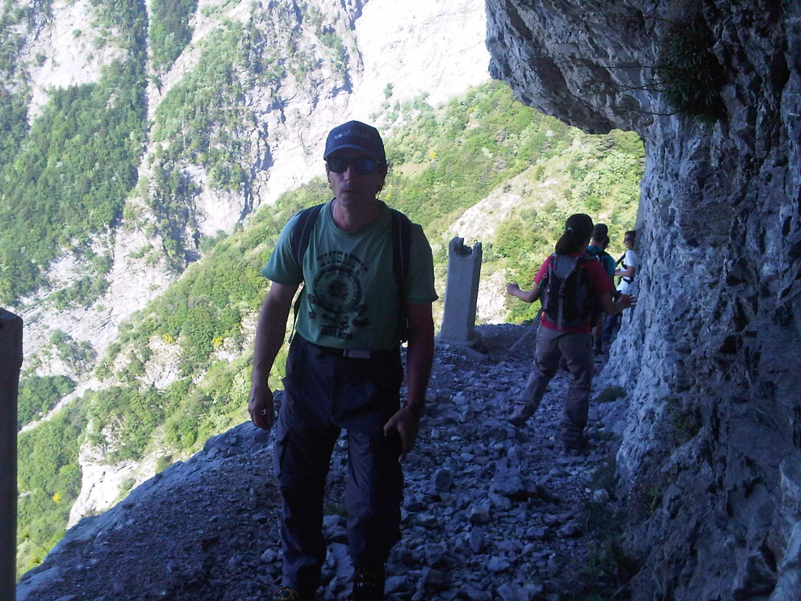 Sentiero Degli Alpini, 15 & 16th June 2013 - Photo 1 -